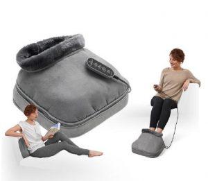 2-in-1 Shiatsu Comfort