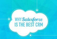 Salesforce Is The Best CRM