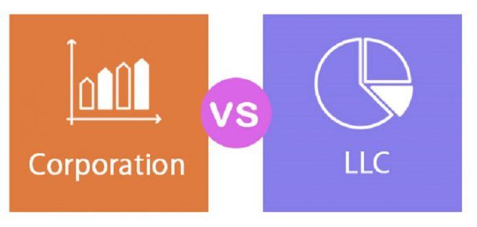 Corporation vs LLC