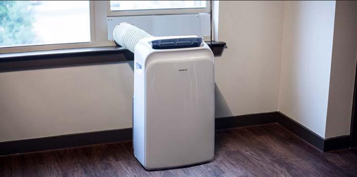 Portable Air Conditioner Work