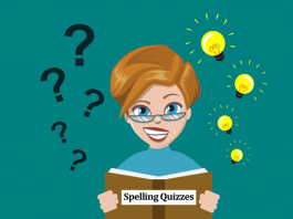 spelling quizzes