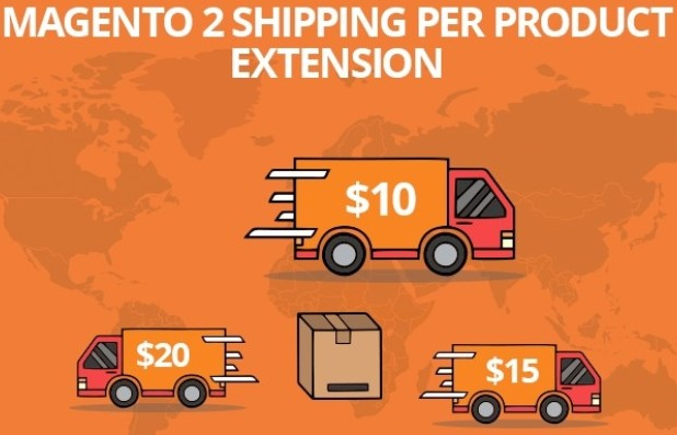 Shipping Per Product Magento 2 Extension and Everything you need