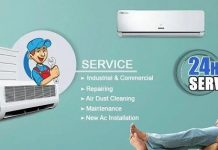 AC Repair or Furnace Repair Los Angeles Service