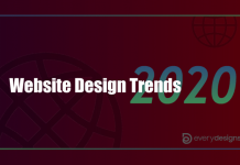 Top Web Design Trends To Be Aware Of In 2020