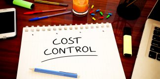 Controlling costs in business