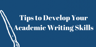 How to further develop your academic writing skills