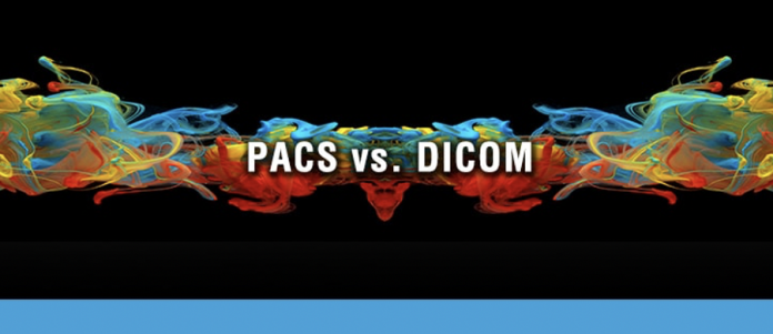 What is the Difference between Dicom and PACS?