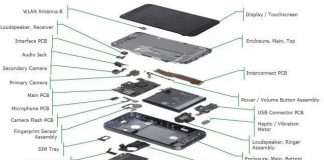 Mobile phone parts and repairs