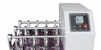 What is bally flexometer?